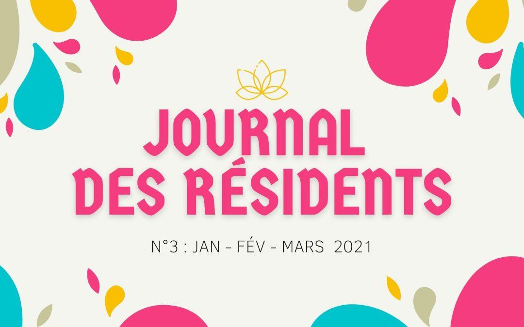 Journal des Résidents n°3
