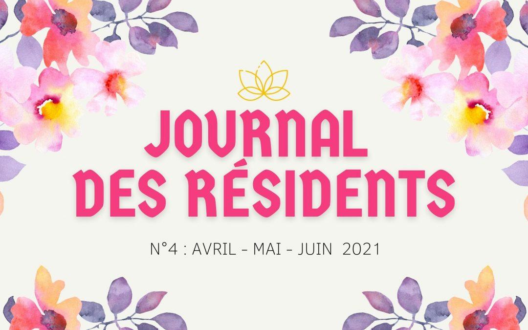 Journal des Résidents n°4
