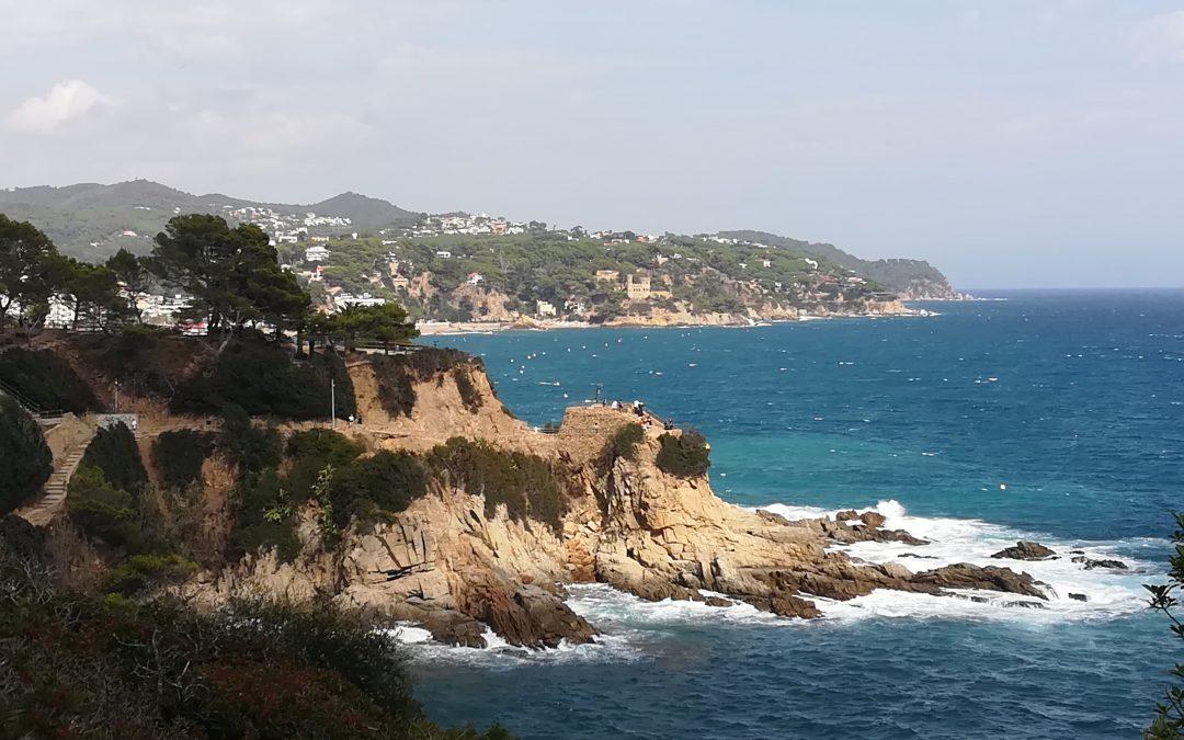Séjour à Lloret De Mar sur la Costa Brava. «Le Gem Renaître et le Phare de Saverne»
